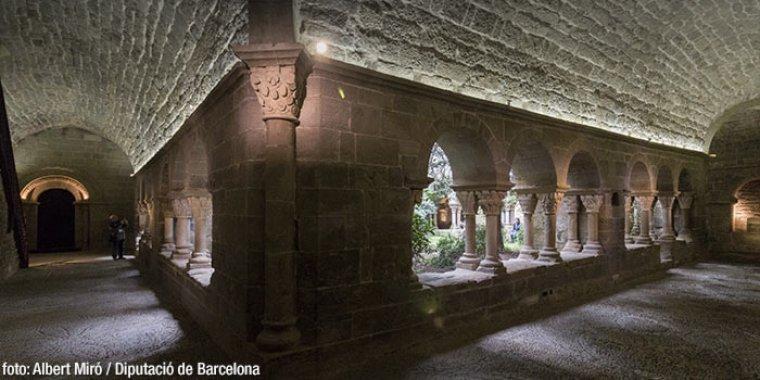 Al Món Sant Benet, el conjunt patrimonial i d'oci de la comarca del Bages