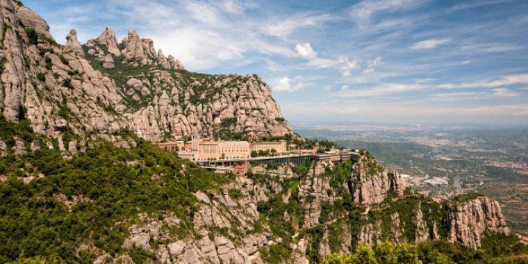 Santuari de Montserrat