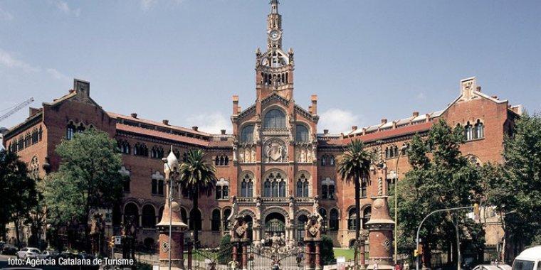 Recinte Modernista de l'Hospital de Sant Pau