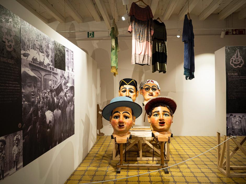 Exposició La Patum 9