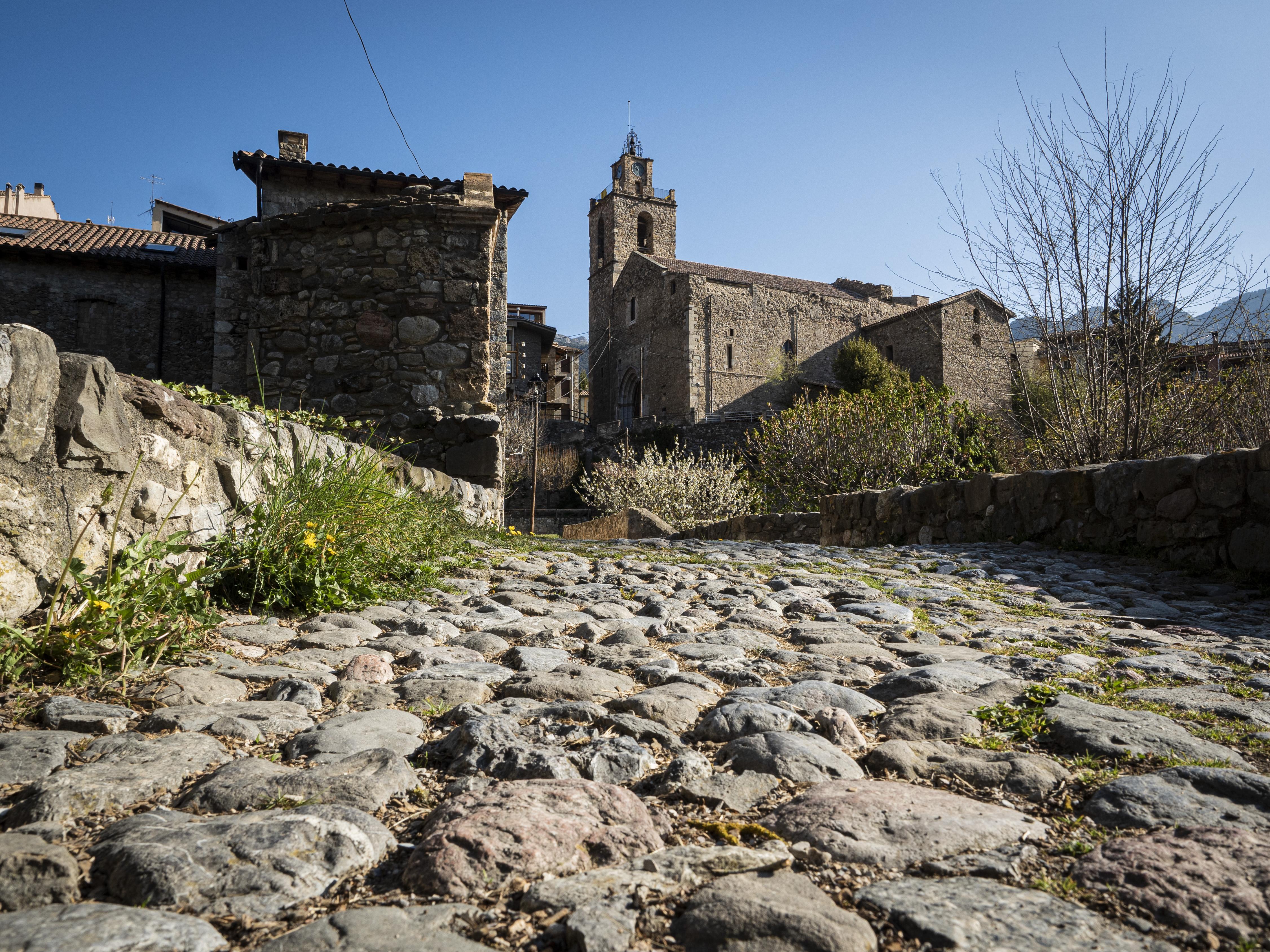 Bagà, una vila medieval 2. FOTO: Anna E. Puig