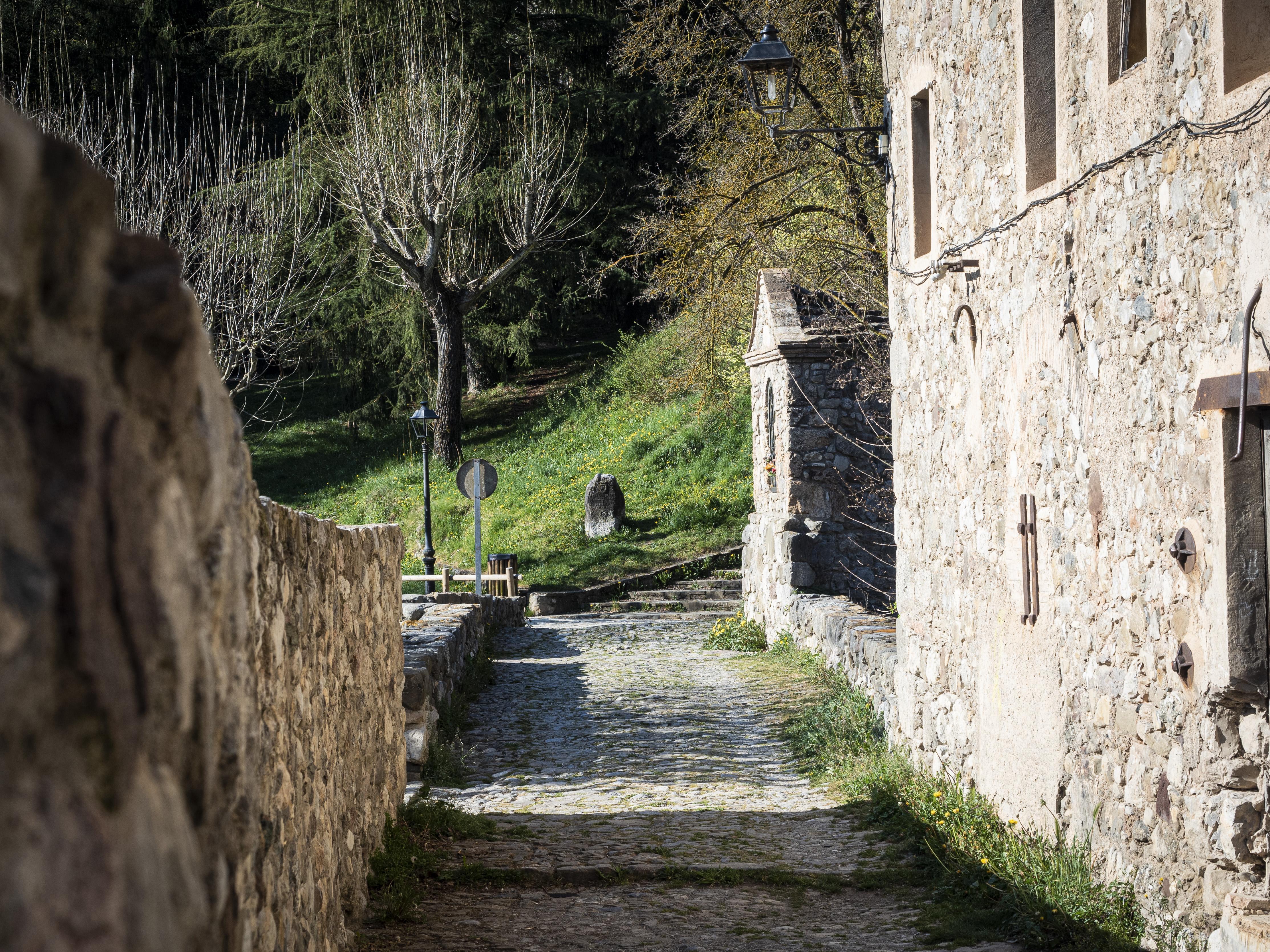 Bagà, una vila medieval 7. FOTO: Anna E. Puig