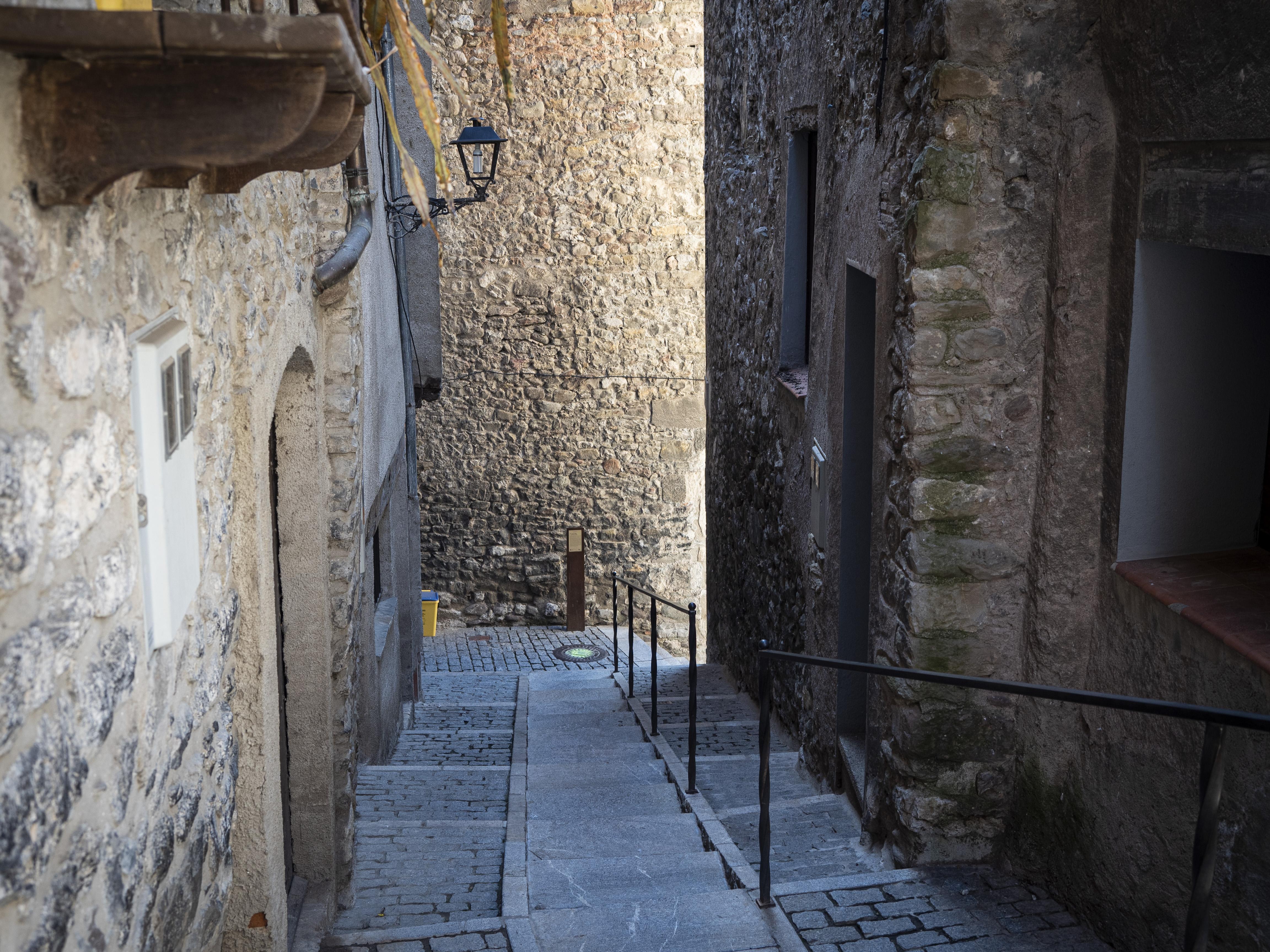 Bagà, una vila medieval 8. FOTO: Anna E. Puig