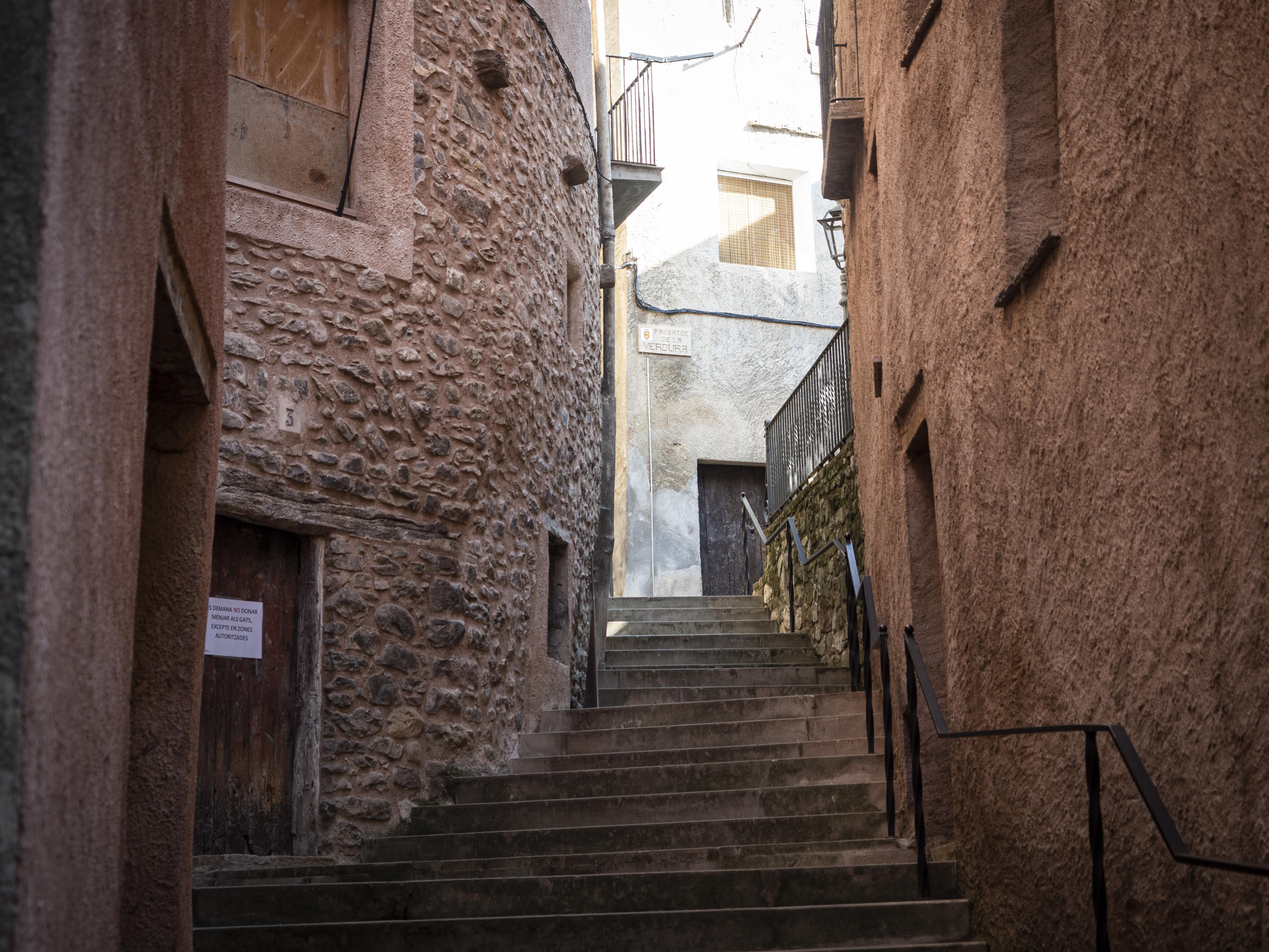 Bagà, una vila medieval 9. FOTO: Anna E. Puig