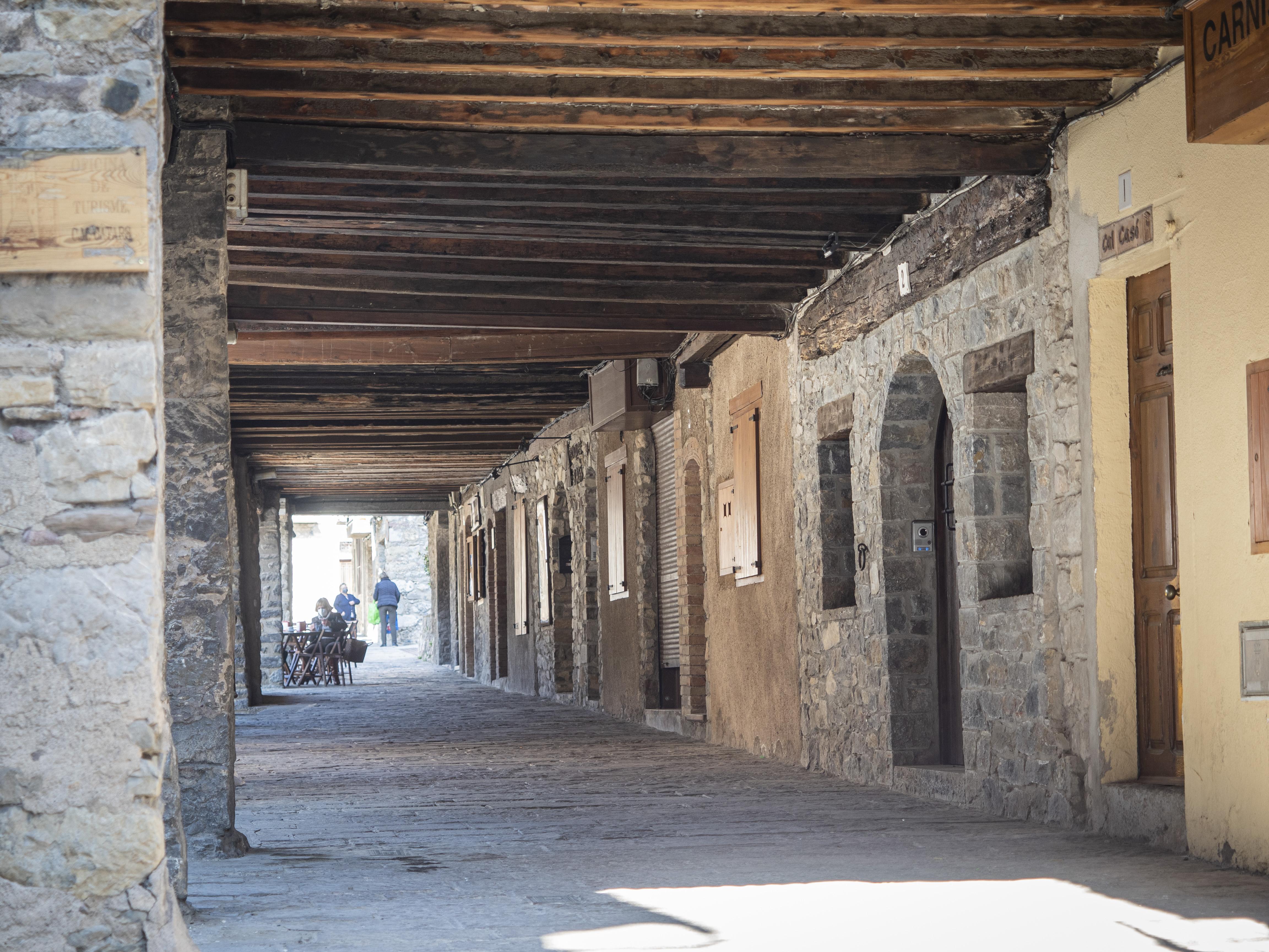 Bagà, una vila medieval 4. FOTO: Anna E. Puig