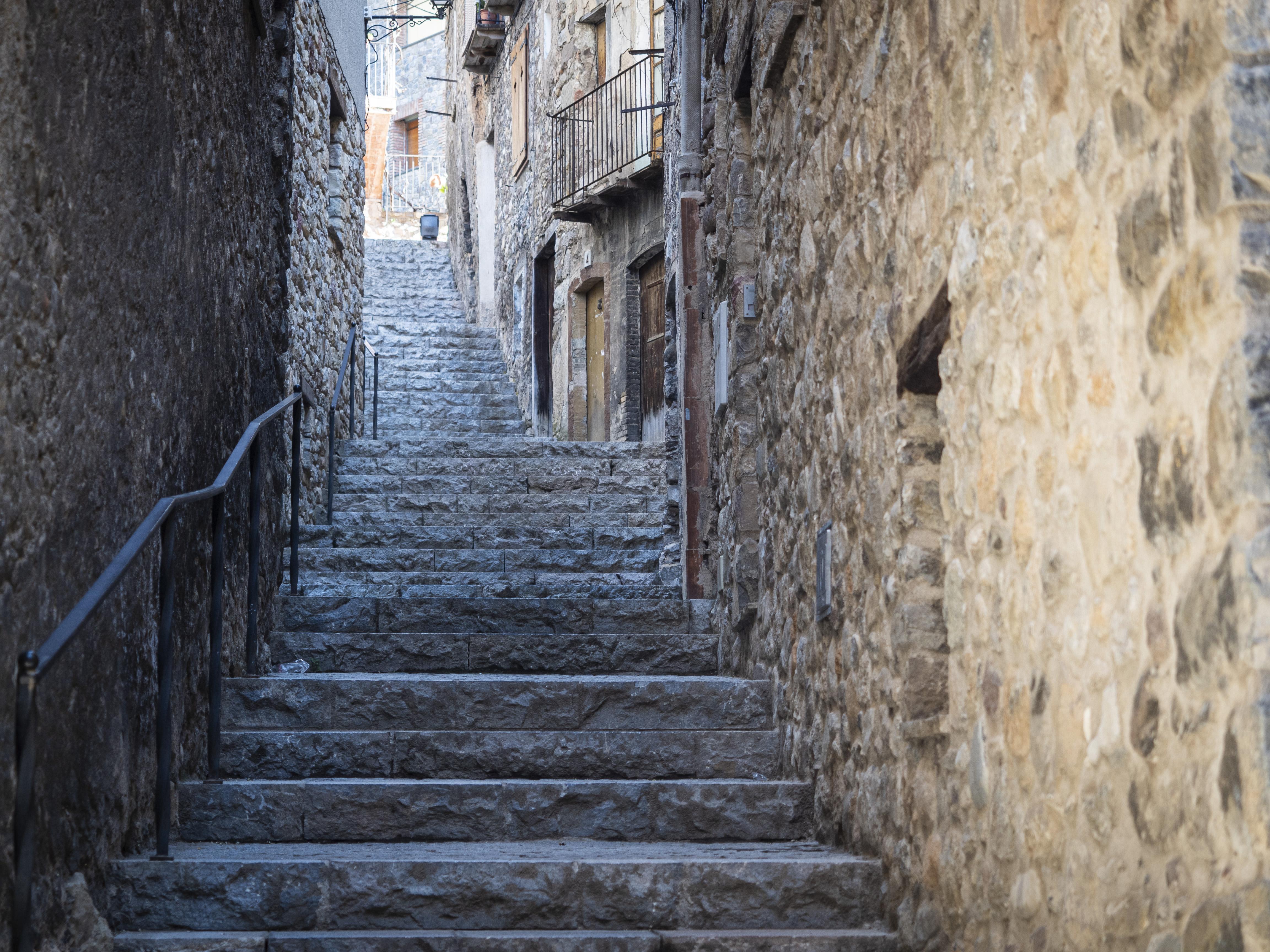 Bagà, una vila medieval 1. FOTO: Anna E. Puig