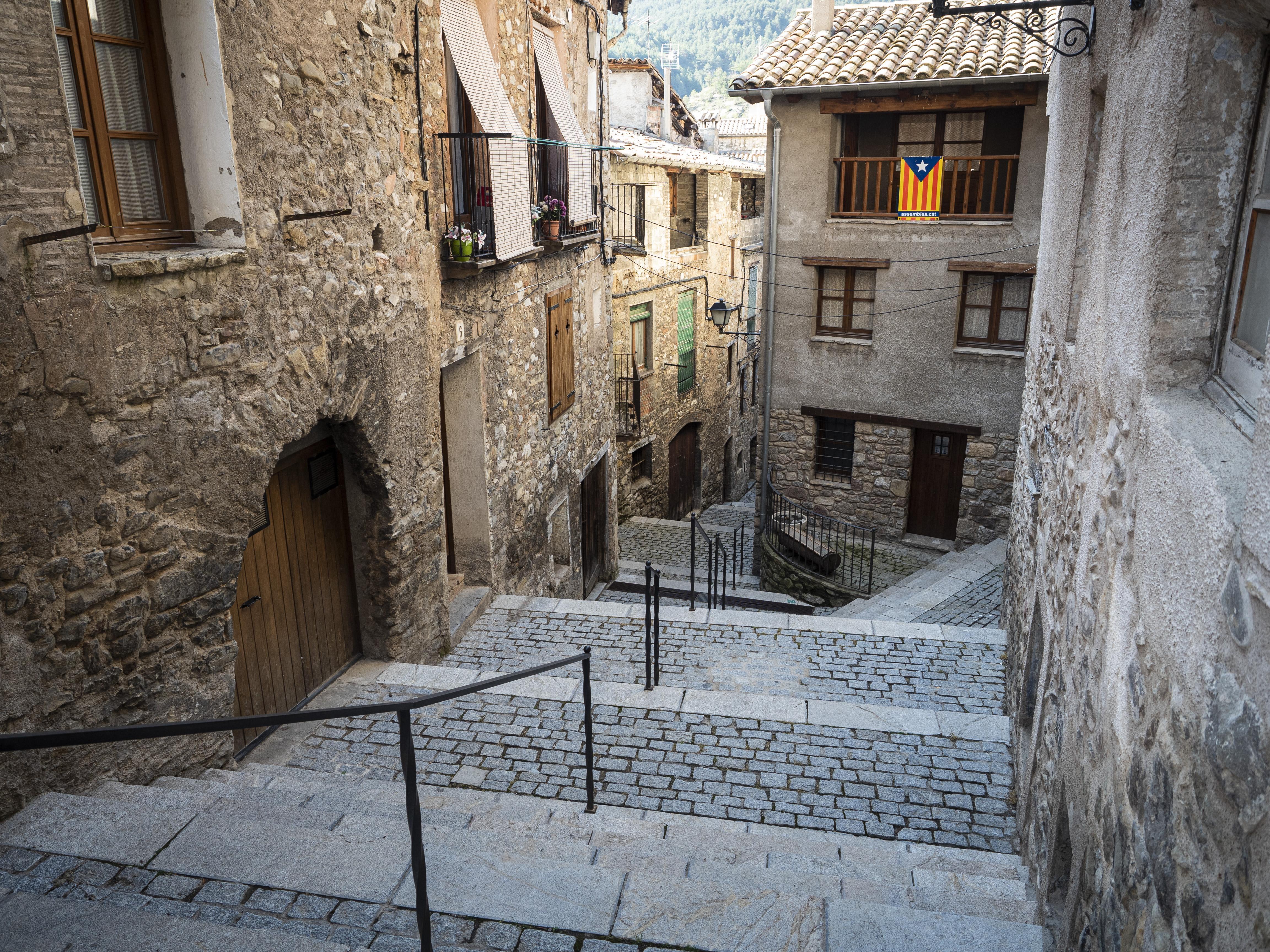 Bagà, una vila medieval 3. FOTO: Anna E. Puig
