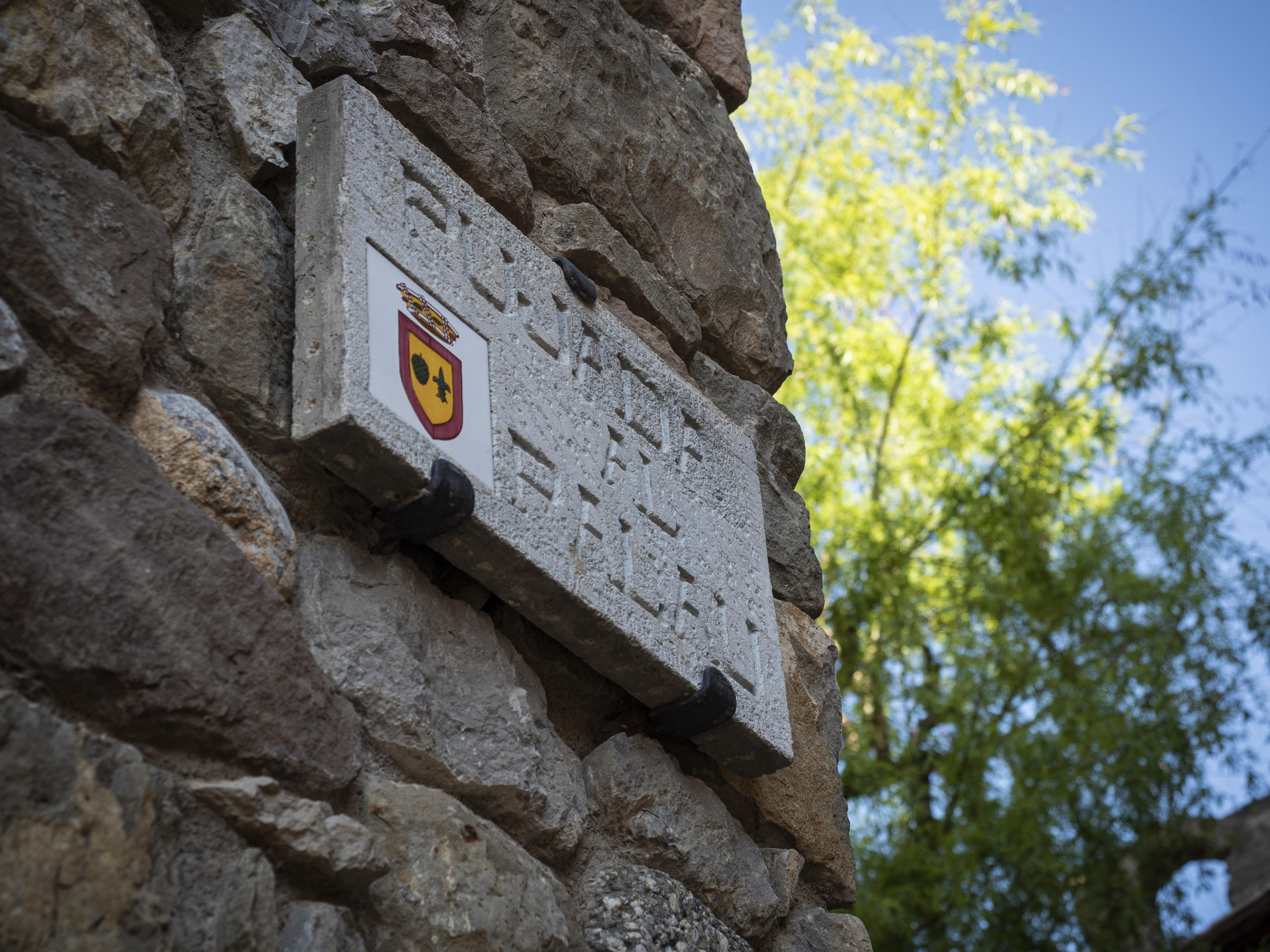Bagà, una vila medieval 11. FOTO: Anna E. Puig