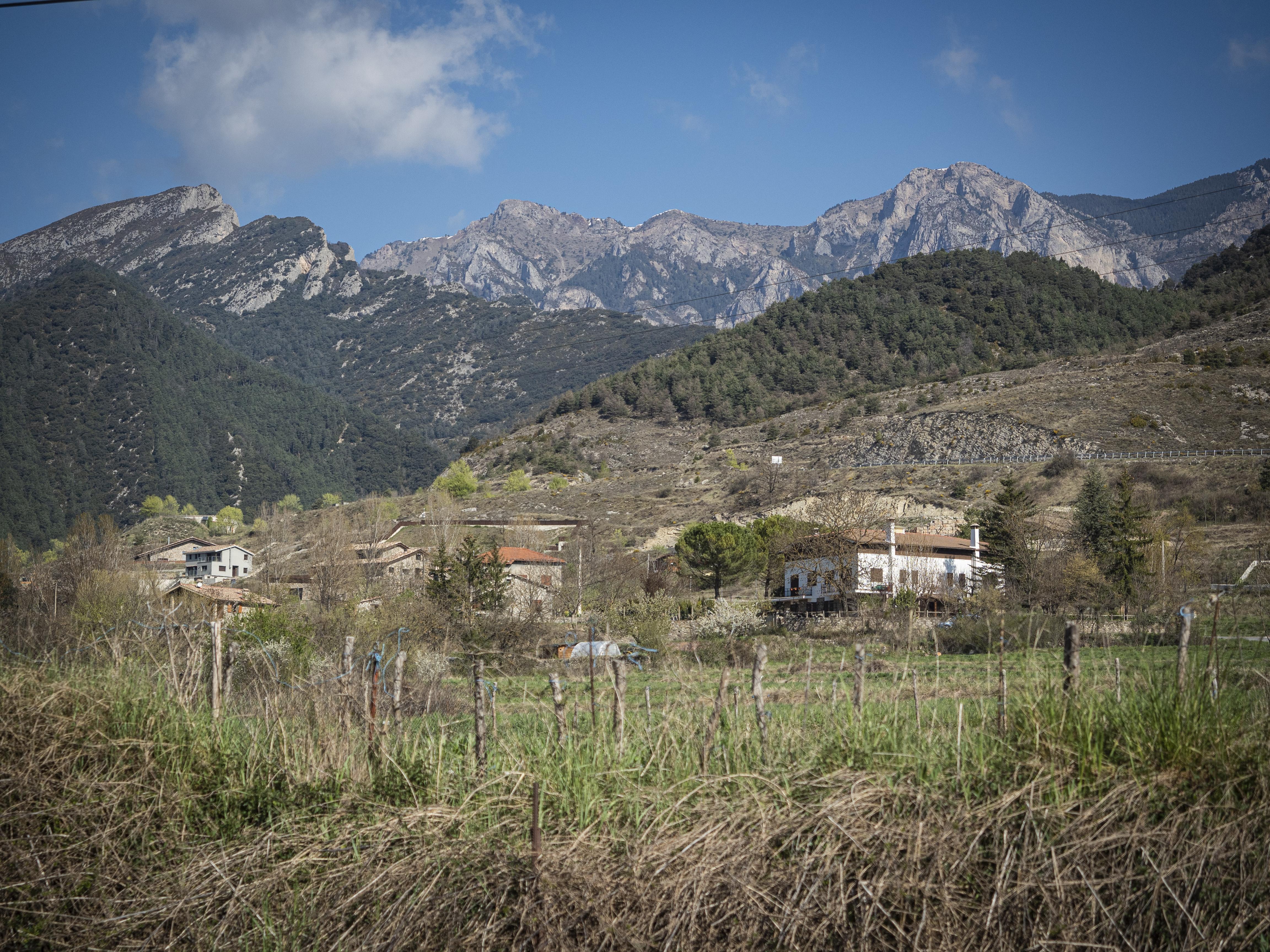 Bagà, una vila medieval 13. FOTO: Anna E. Puig