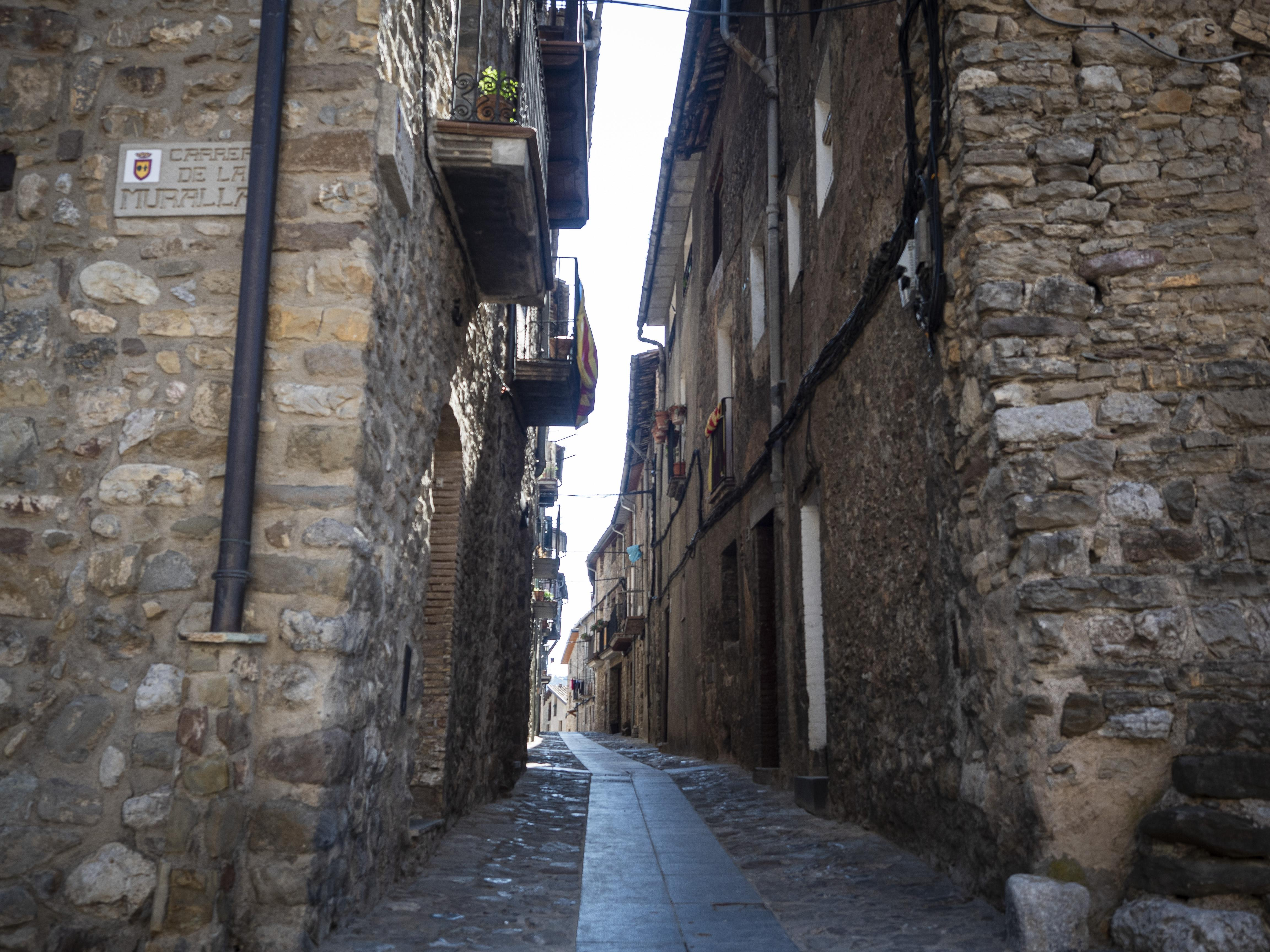 Bagà, una vila medieval 16. FOTO: Anna E. Puig