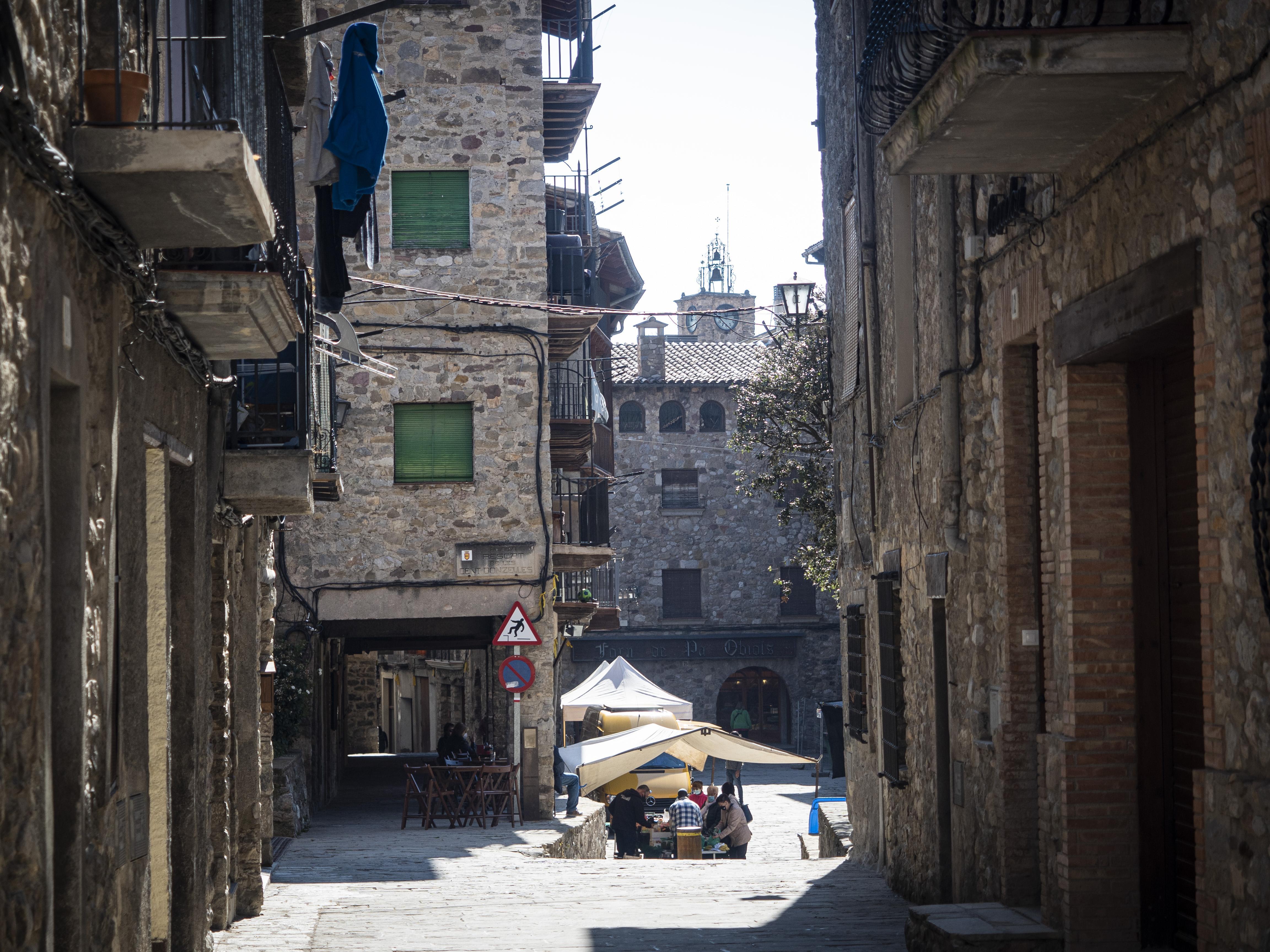 Bagà, una vila medieval 5. FOTO: Anna E. Puig