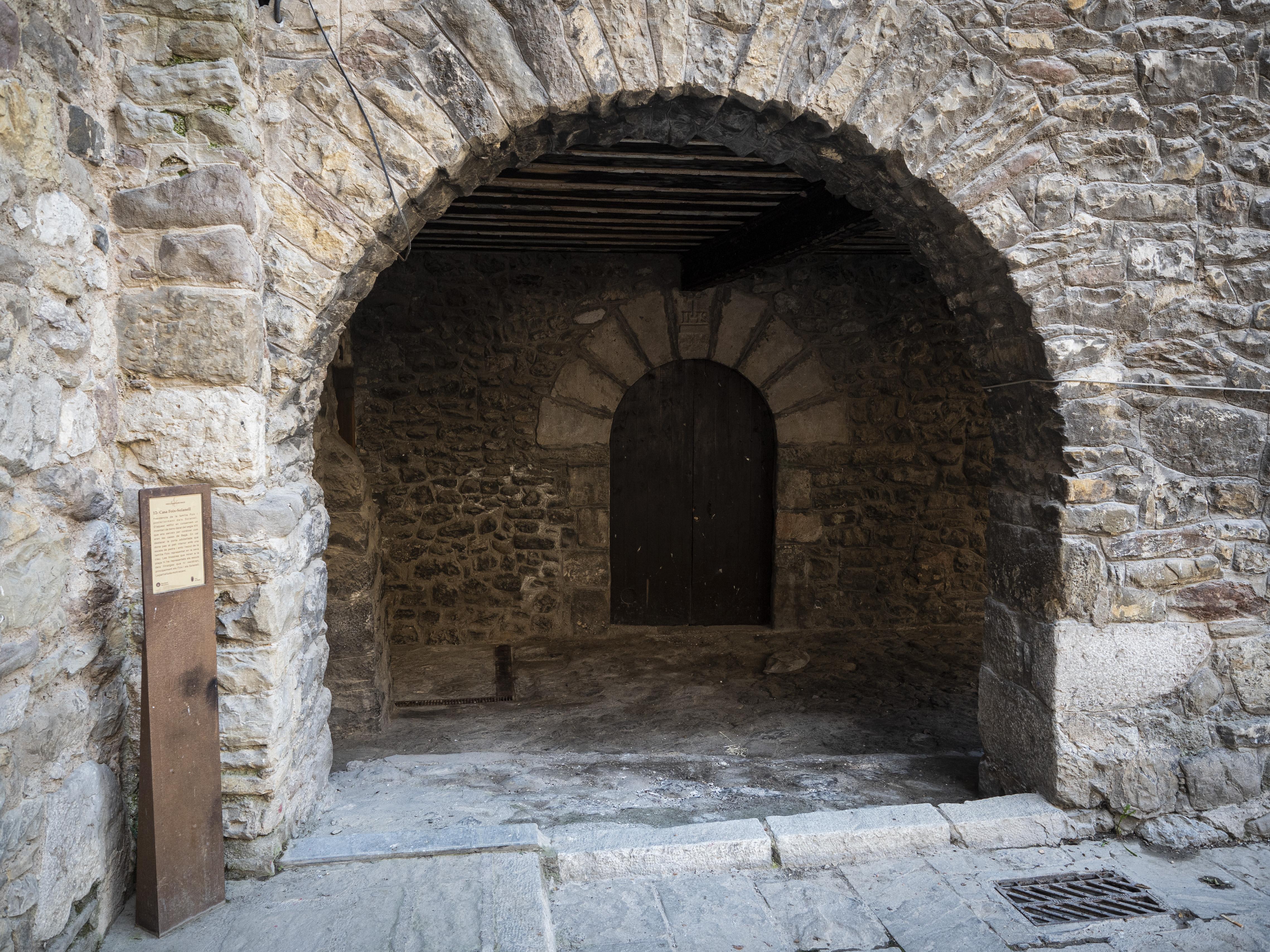 Bagà, una vila medieval 23. FOTO: Anna E. Puig