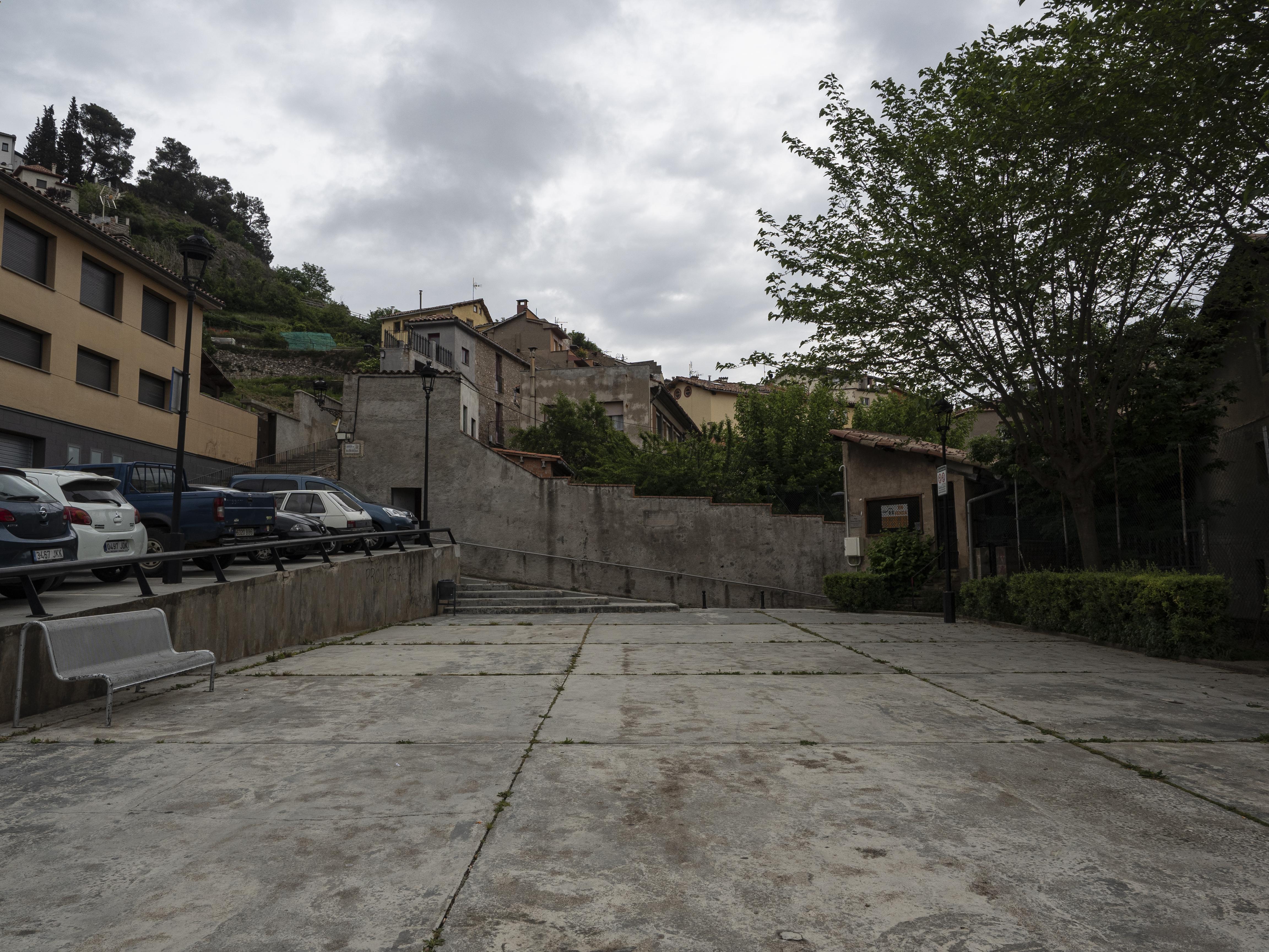 El barri de la Pietat té la seva particular Patum. FOTO: Anna E. Puig