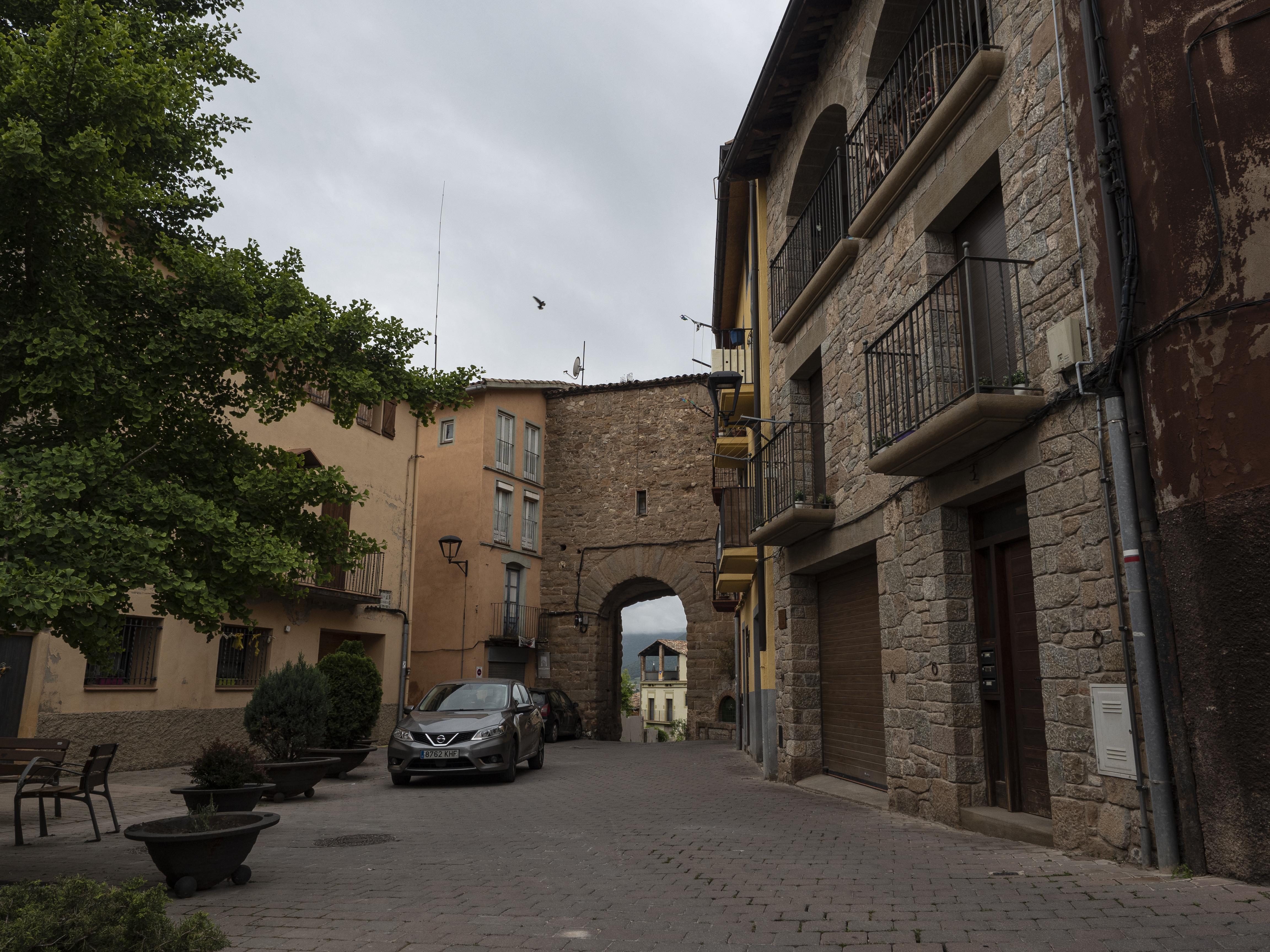 La Plaça de Santa Magdalena. FOTO: Anna E. Puig