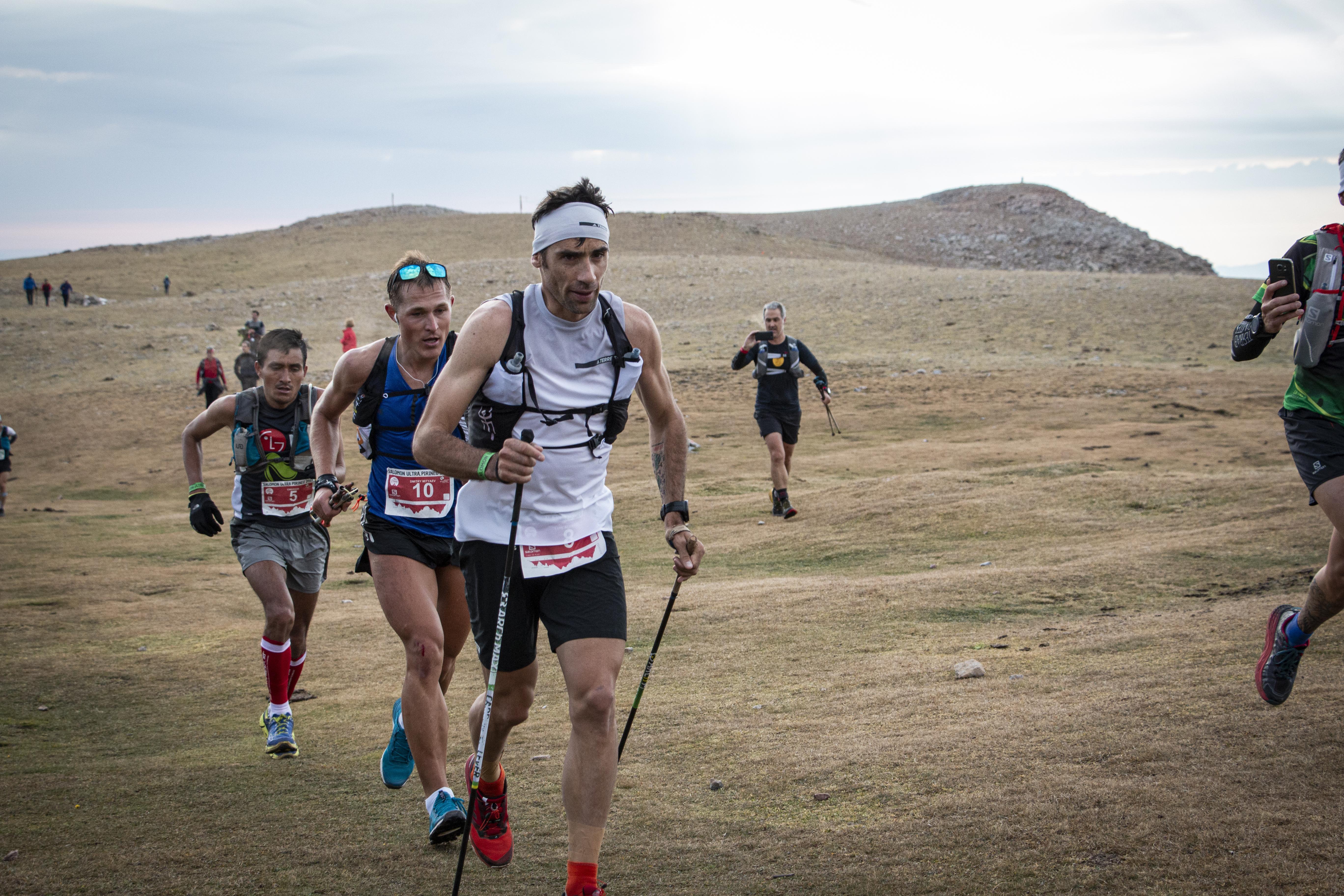 Aquesta cursa d'ultra resistència aplega el bo i millor del món del trailrunning. FOTO: Anna E. Puig