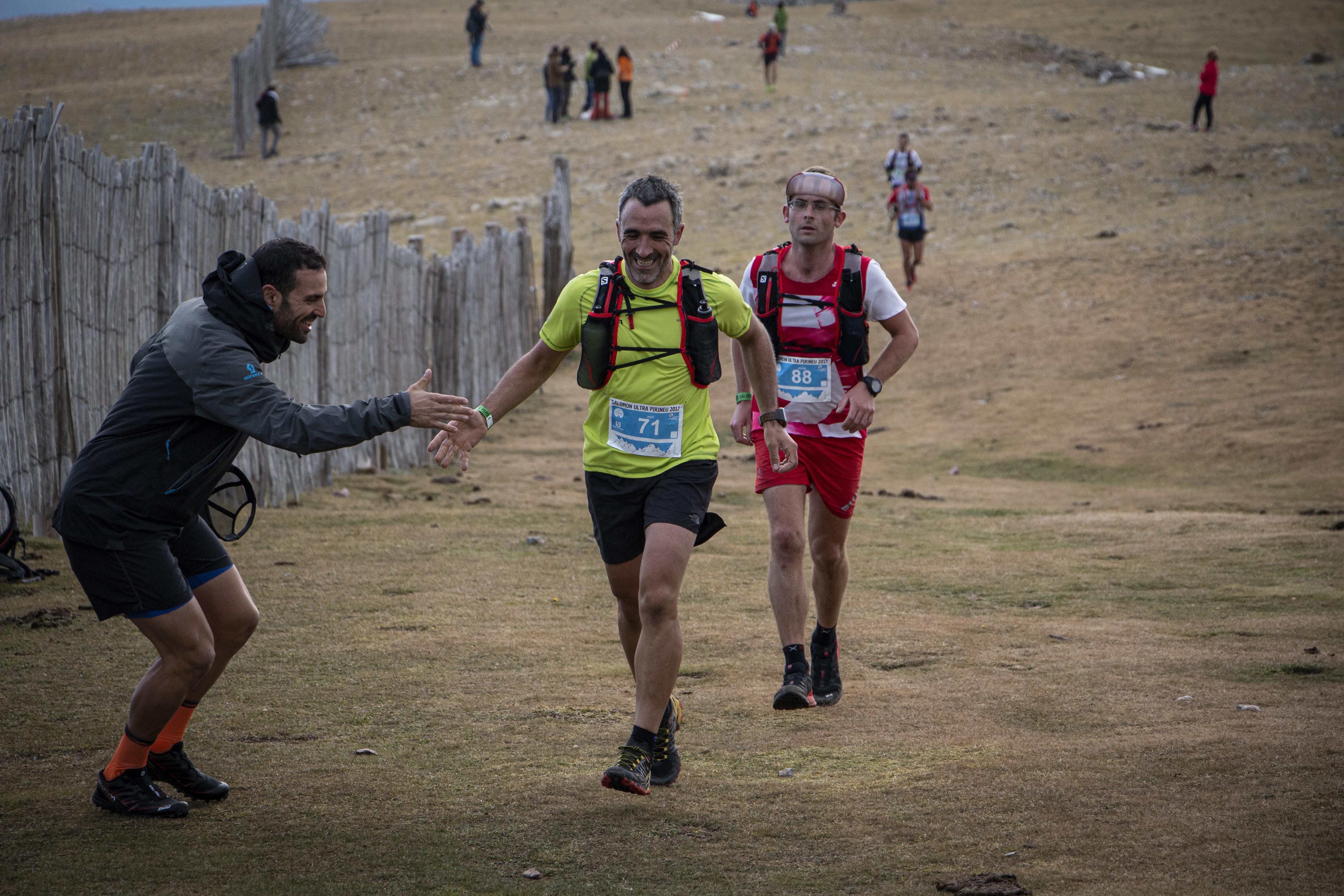 Ultra Pirineu 4. FOTO: Anna E. Puig