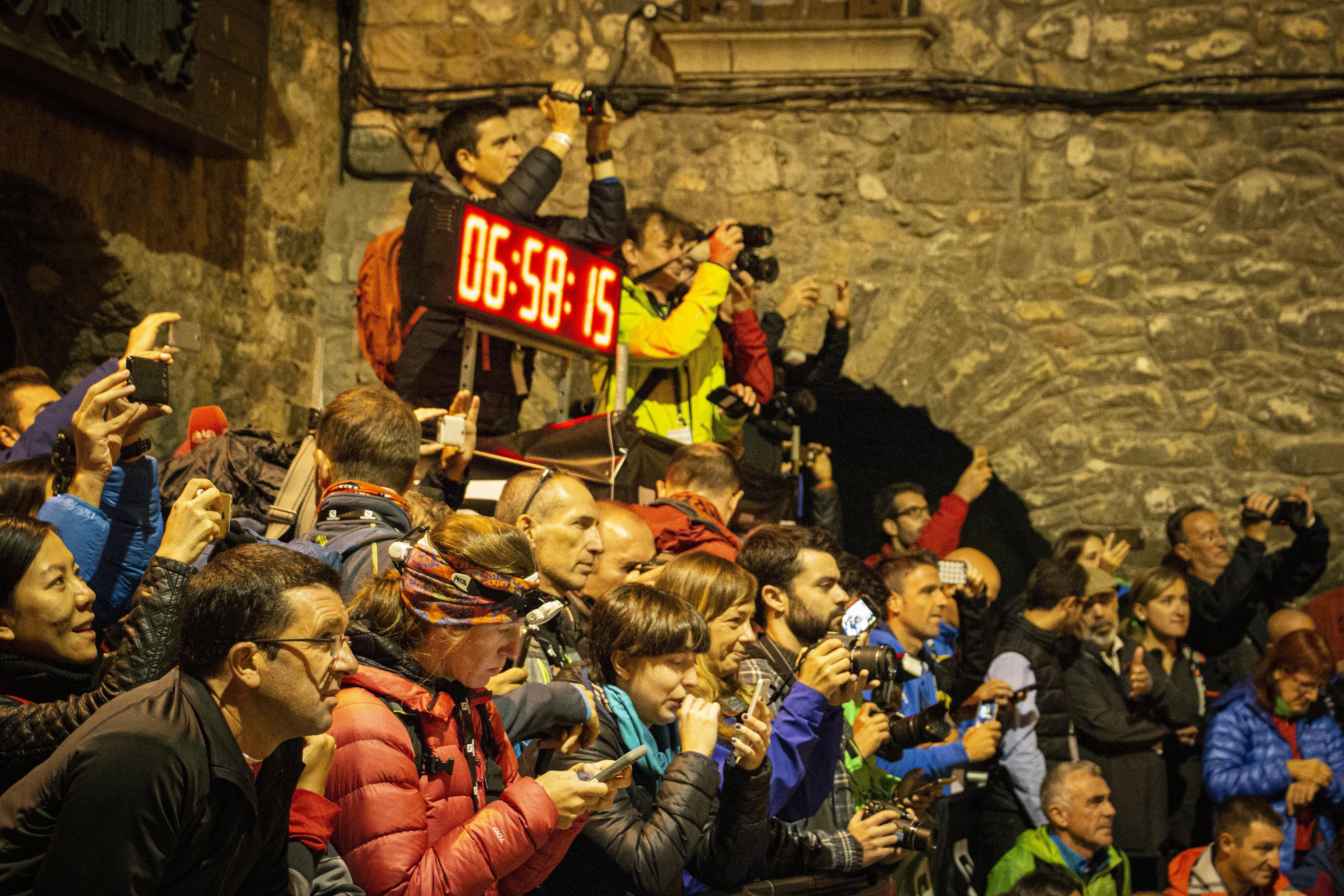 Ultra Pirineu 15. FOTO: Anna E. Puig